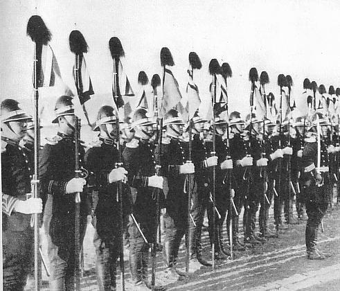 Императорская гвардия Манчжоу-го