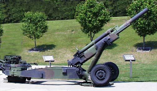105-мм гаубица M102
