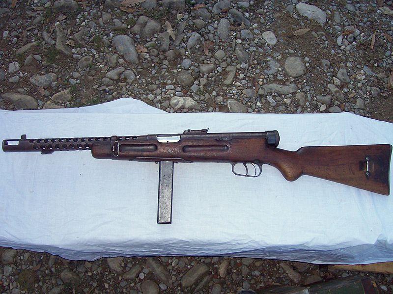 Beretta MAB 38