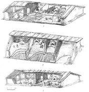 Коломийщина I. Реконструкция жилищ