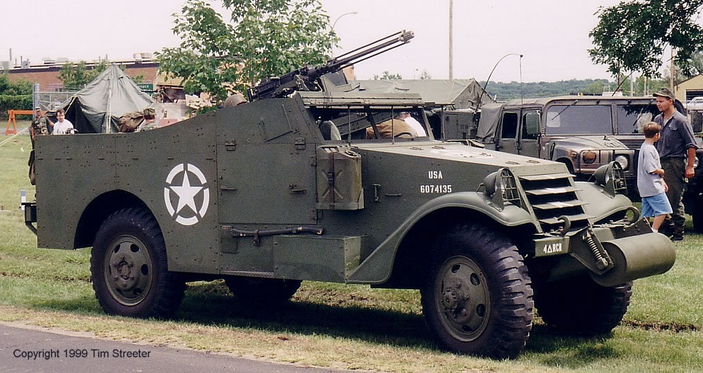 M3 Scout Car
