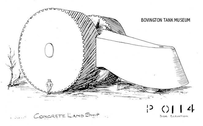 Big Wheel Landship (Вариант II)