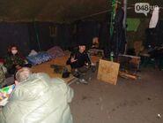 Палатки дружины на куликовом поле5