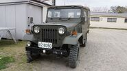 JGSDF Type 73 Light Truck(02-8050) left front view at Camp Okubo April 3, 2016 01
