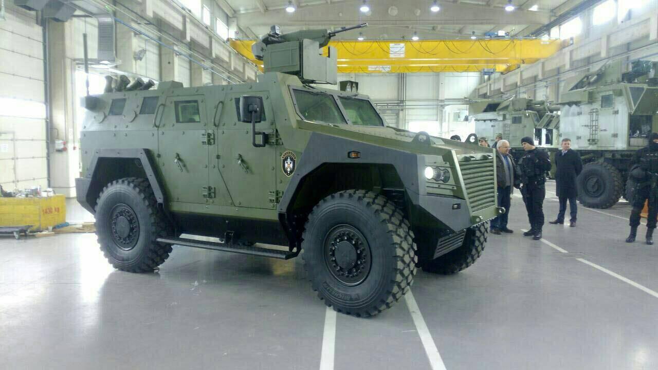 BOV M16 Miloš