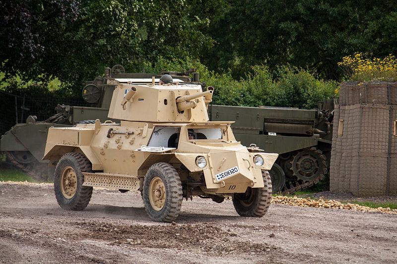 Marmon-Herrington Armored Car Mk IV