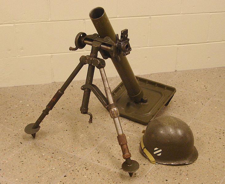 60-мм миномёт M2
