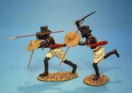 Mad-02-the-sudan-beja-warriors-charging-2-john-jenkins-designs-500x500