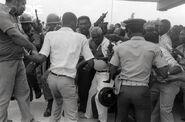 Изгнание президента Дювалье и Tontons макутами, 25 февраля 1986