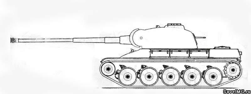 Indien-Panzer