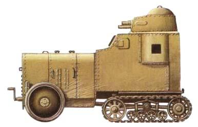 Citroën-Kégresse M23
