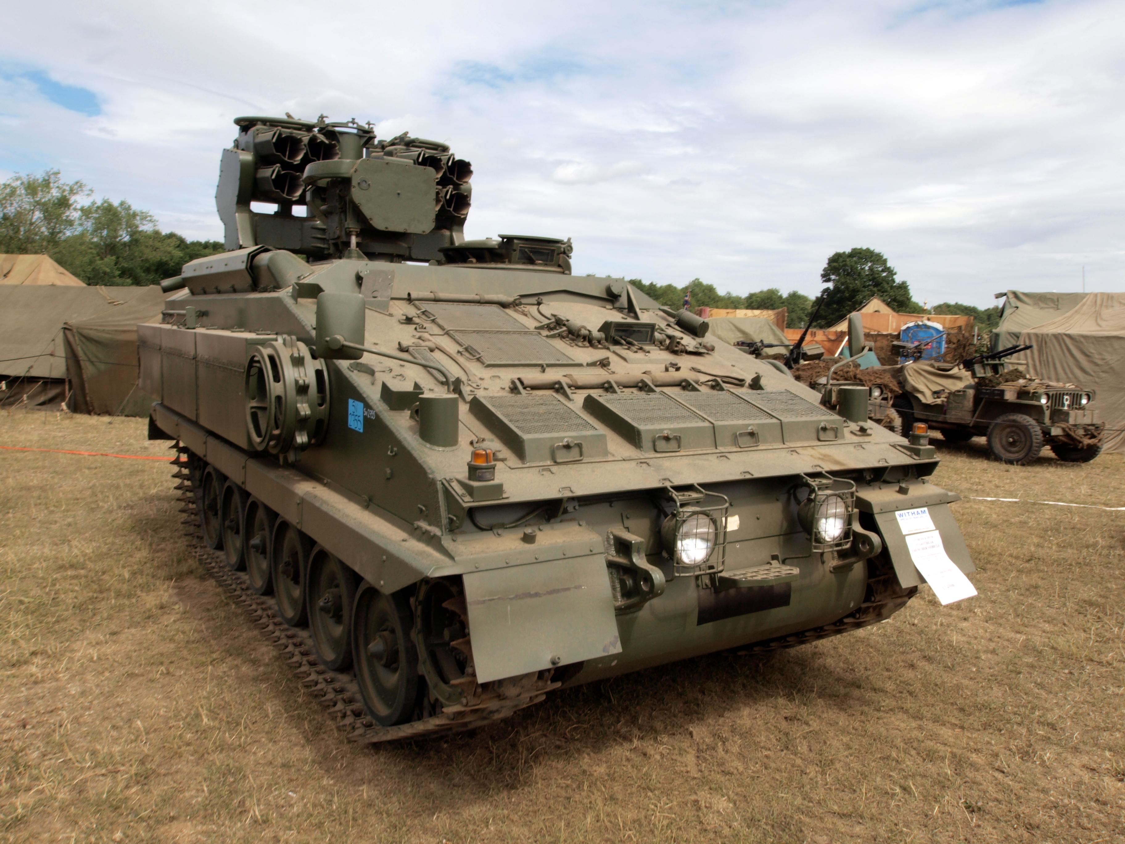 FV4333 Stormer