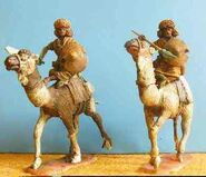 Baggara Camels mahdists Hadendawah mahdists