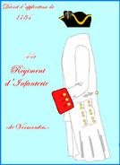 Vermandois 44RI 1734