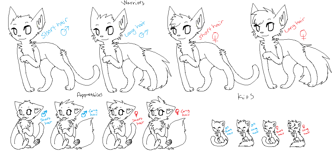 Free ms paint cat linearts by torturedwhispers-d3j7um6.png