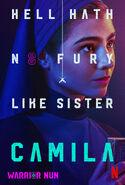 Warrior Nun Camila S1 Poster (2)
