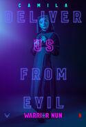 Warrior Nun Camila S1 Poster