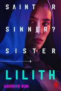 Warrior Nun Lilith S1 Poster (2)