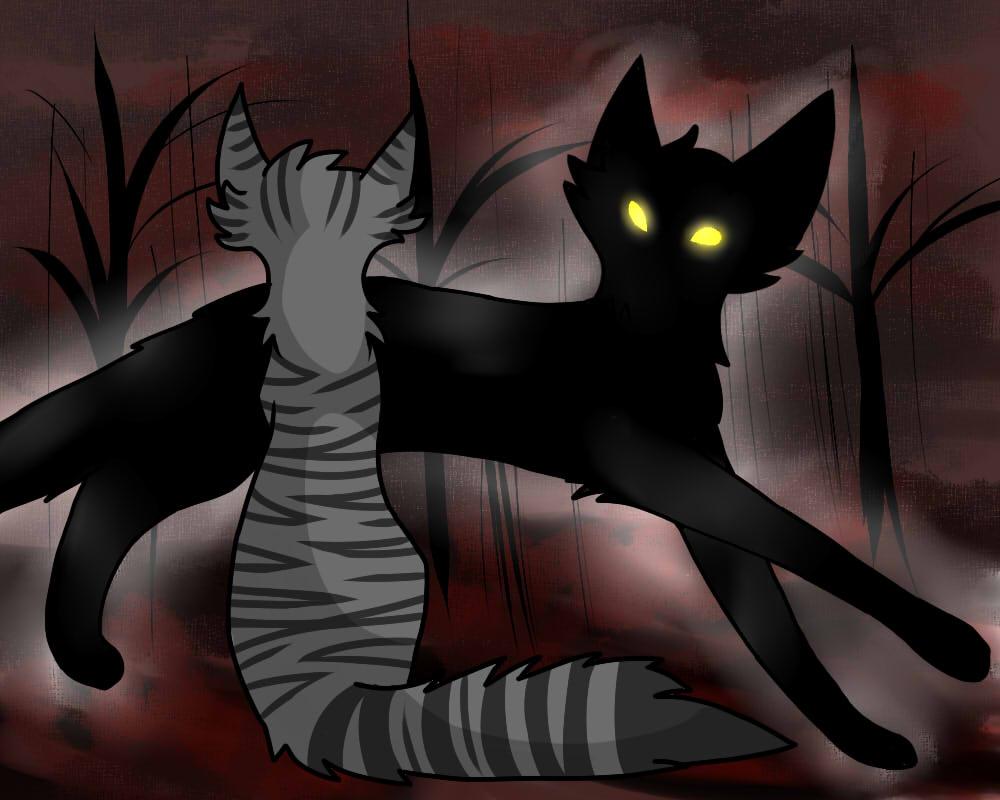 Тень из Сумрачного Леса/Возмездие Тени. Свет и тьма - 10 глава