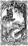 Небесная Звезда Эхо Гроза и тень