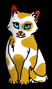 Бурлящий Ручеёк (котёнок)