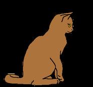 Робкая Лань (остролапа)