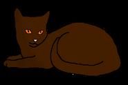 Кривой Сук (кот древнего горного клана)