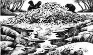 Бобровая плотина Четвёртый оруженосец