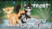 """Frost"" Mothwing"