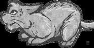 Ласточка Обещание Метеора манга
