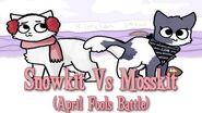 Snowkit VS Mosskit