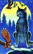 Синяя Звезда Герои племён