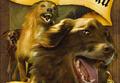 Собаки Опасная тропа обложка