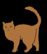 Робкая Лань (предок КБО)