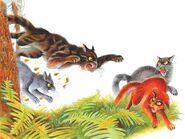 Коготь и Частокол нападают Битвы племён