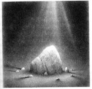 Лунный Камень Закон племён англ