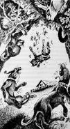 Орлокрылый Жабик Темнохвост Путешествия Орлокрылого