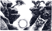 Бурозуб кричит тревогу Судьба Небесного племени