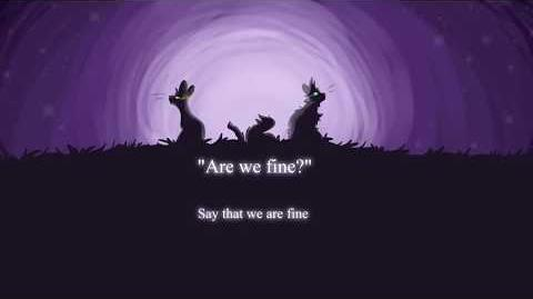 """Are we fine?""- Violetpaw and Twigpaw Original Song"