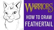 How To Draw Feathertail 🧶 With James L