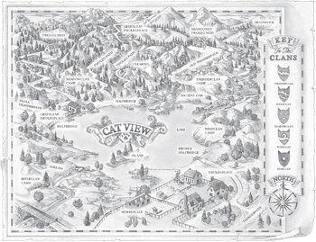 The lake territories