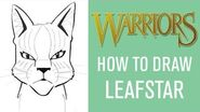 How To Draw Leafstar 🍃 With James L
