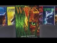 WARRIORS Series by Erin Hunter - Official Book Trailer