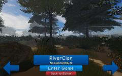 RiverClan load screen.screenshot