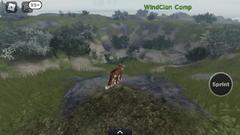 WindClan camp.screenshot