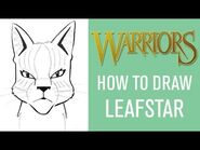 How To Draw Leafstar 🍃 - With James L
