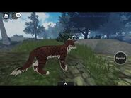 Warrior Cats- Ultimate Edition (brief gameplay)