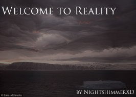 Welcome to reality cover.png