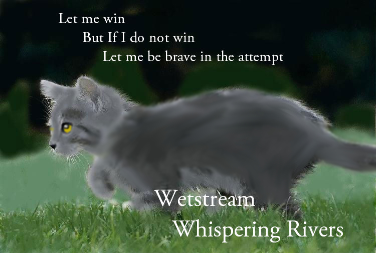 (OLD)Whispering Rivers