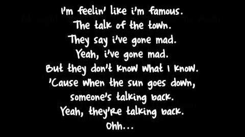 Talking To The Moon - Bruno Mars Lyrics